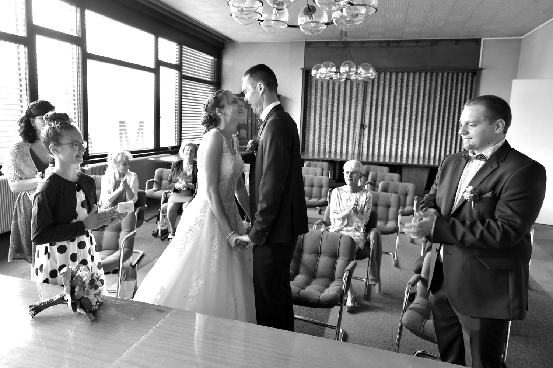 Mariés à Schweighouse