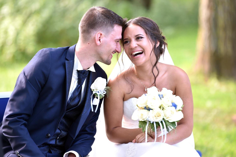 Photo de mariage : émotion et spontanéité.