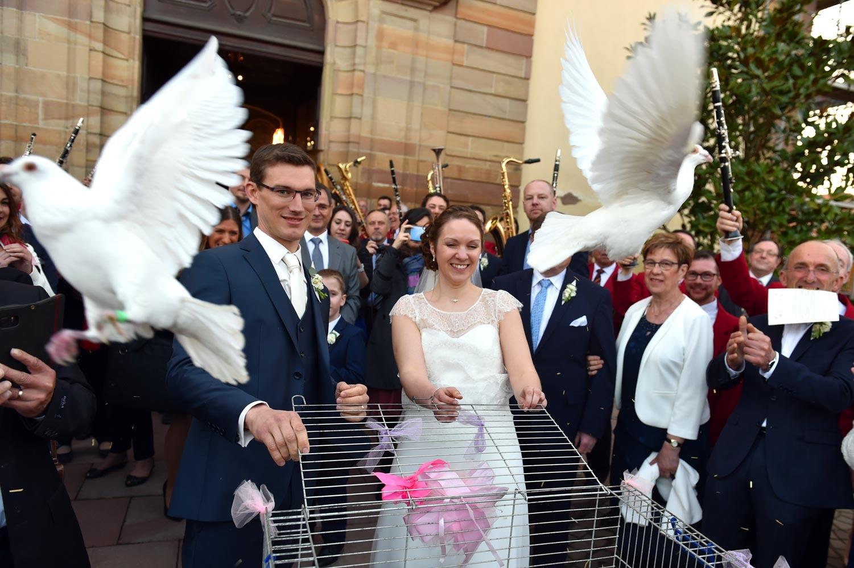 Photos de mariage à Greispolsheim