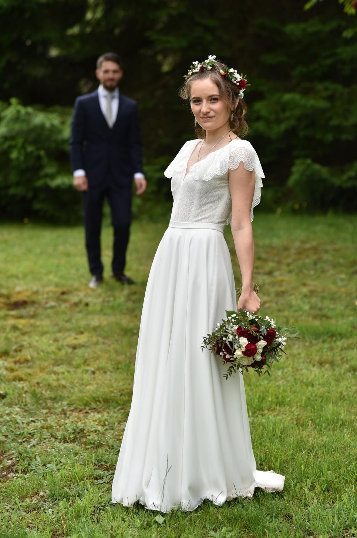 Photo de mariage à Plaine