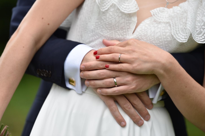 photos de mariés à Plaine