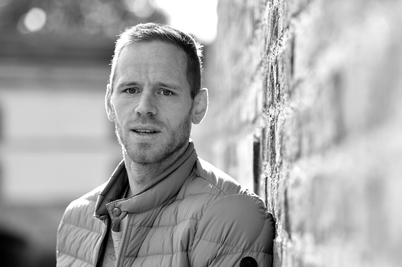 Portraits pour la presse écrite : Matz Sels