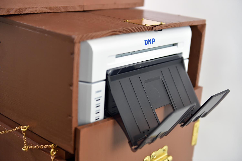 imprimante de photobooth