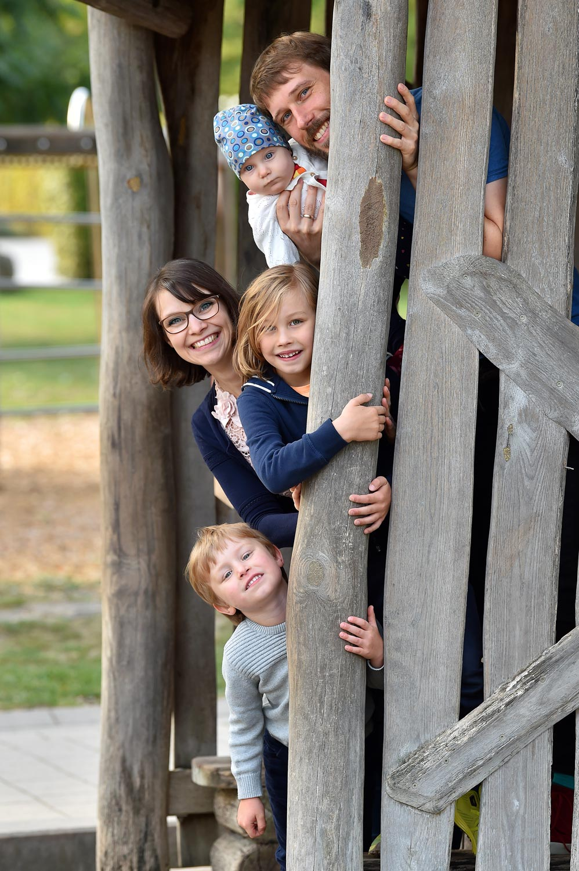 Shotting photo de famille à Kehl