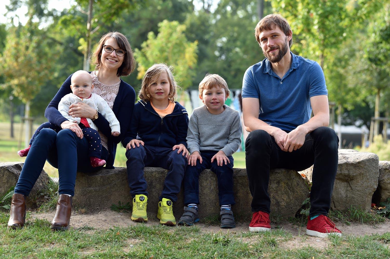 photoshooting de famille à Kehl