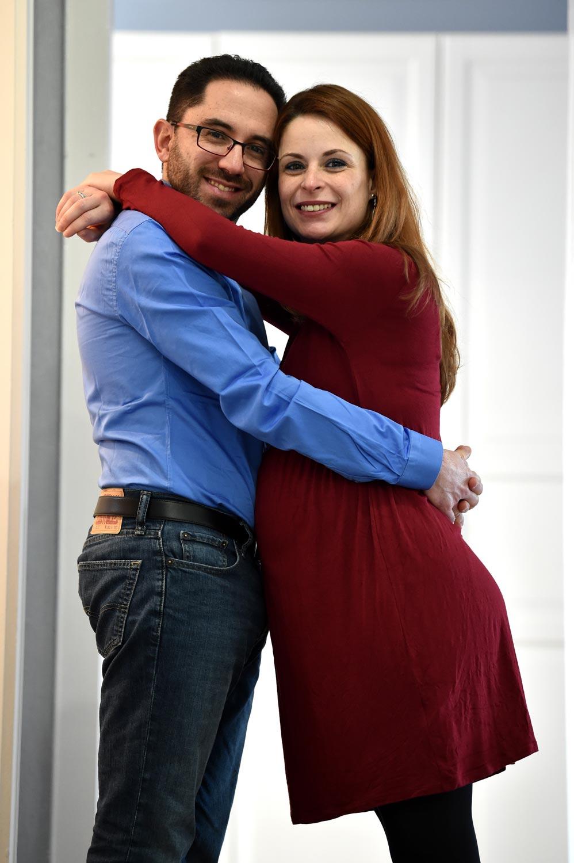 Photos de grossesse en Alsace