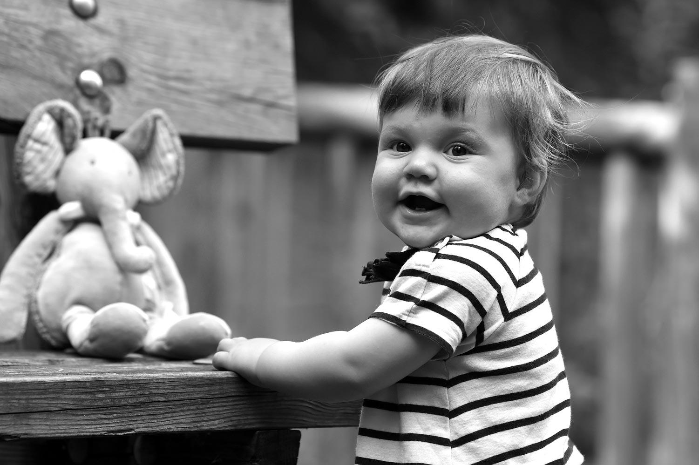 Photo de bébé à Strasbourg.