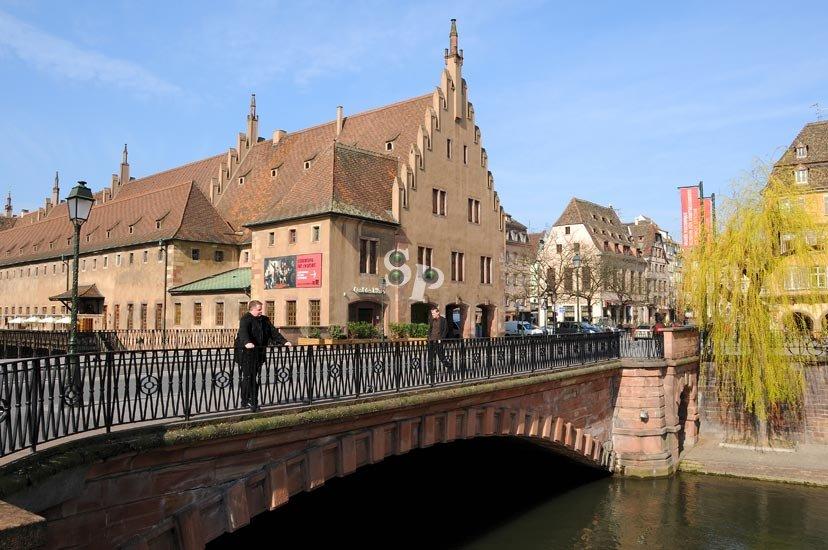 Restaurant Pont Du Corbeau Strasbourg