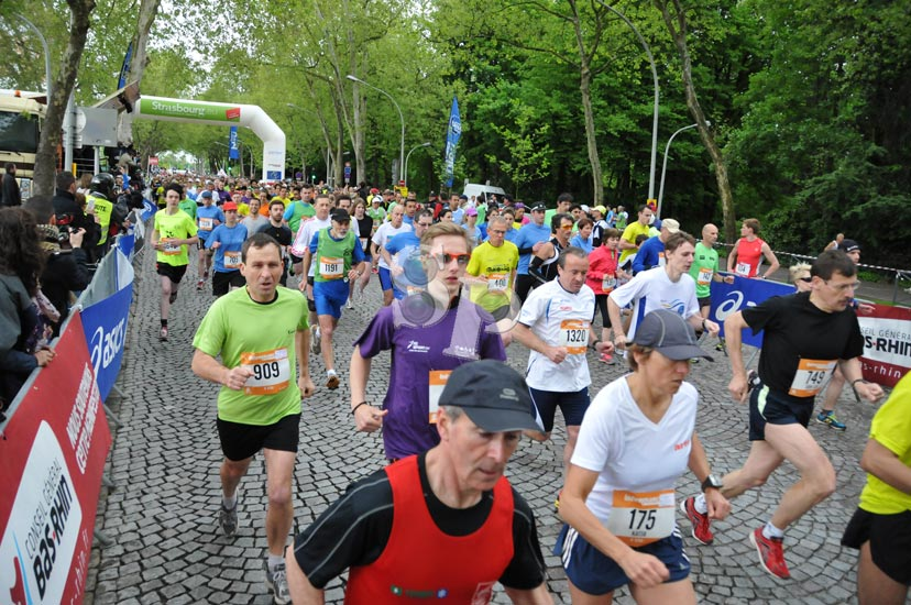 Courses de Strasbourg 2014
