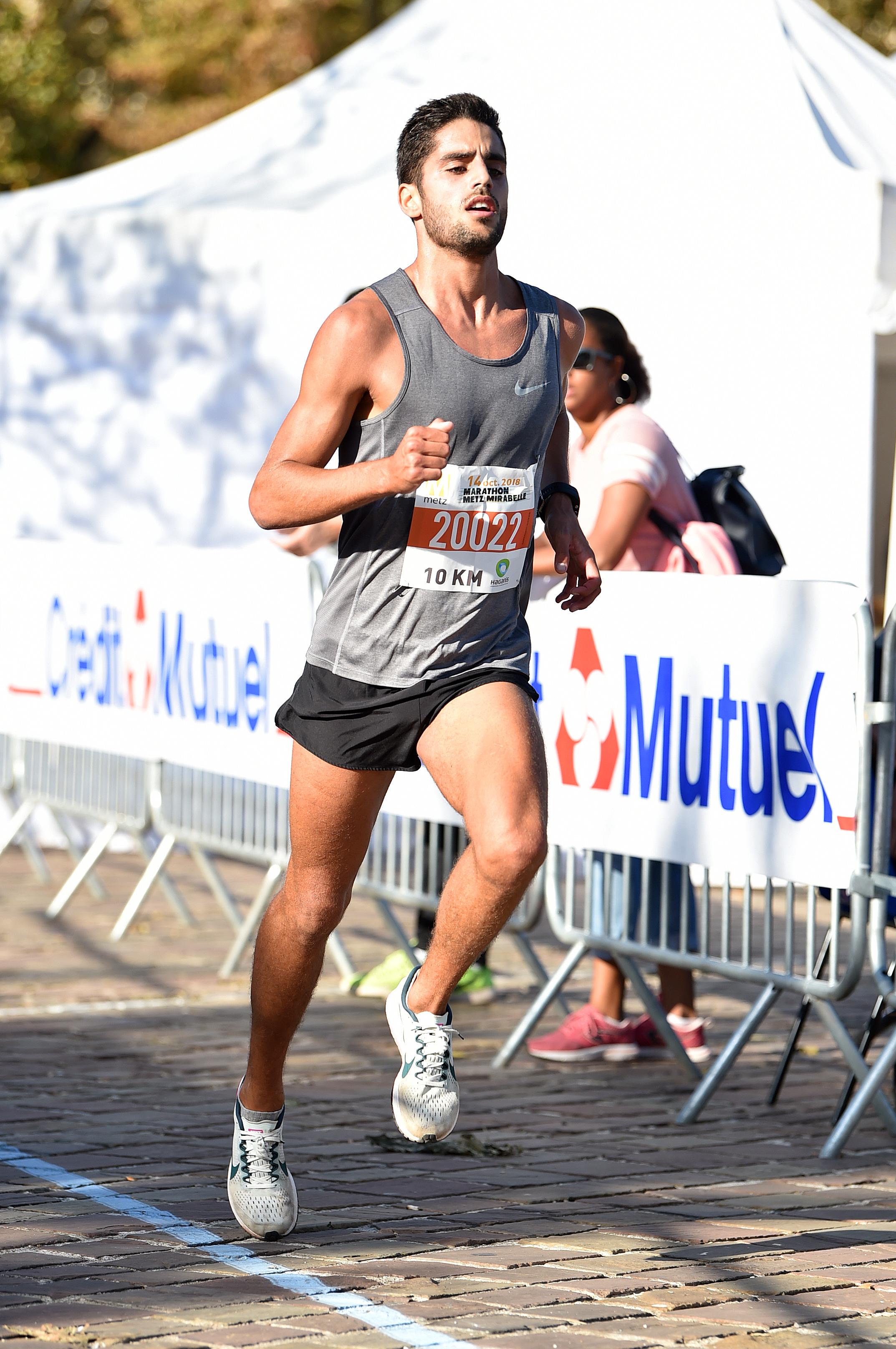 Louis Gelavert remporte les 10km Haganise avec un temps de 00:30:41.80