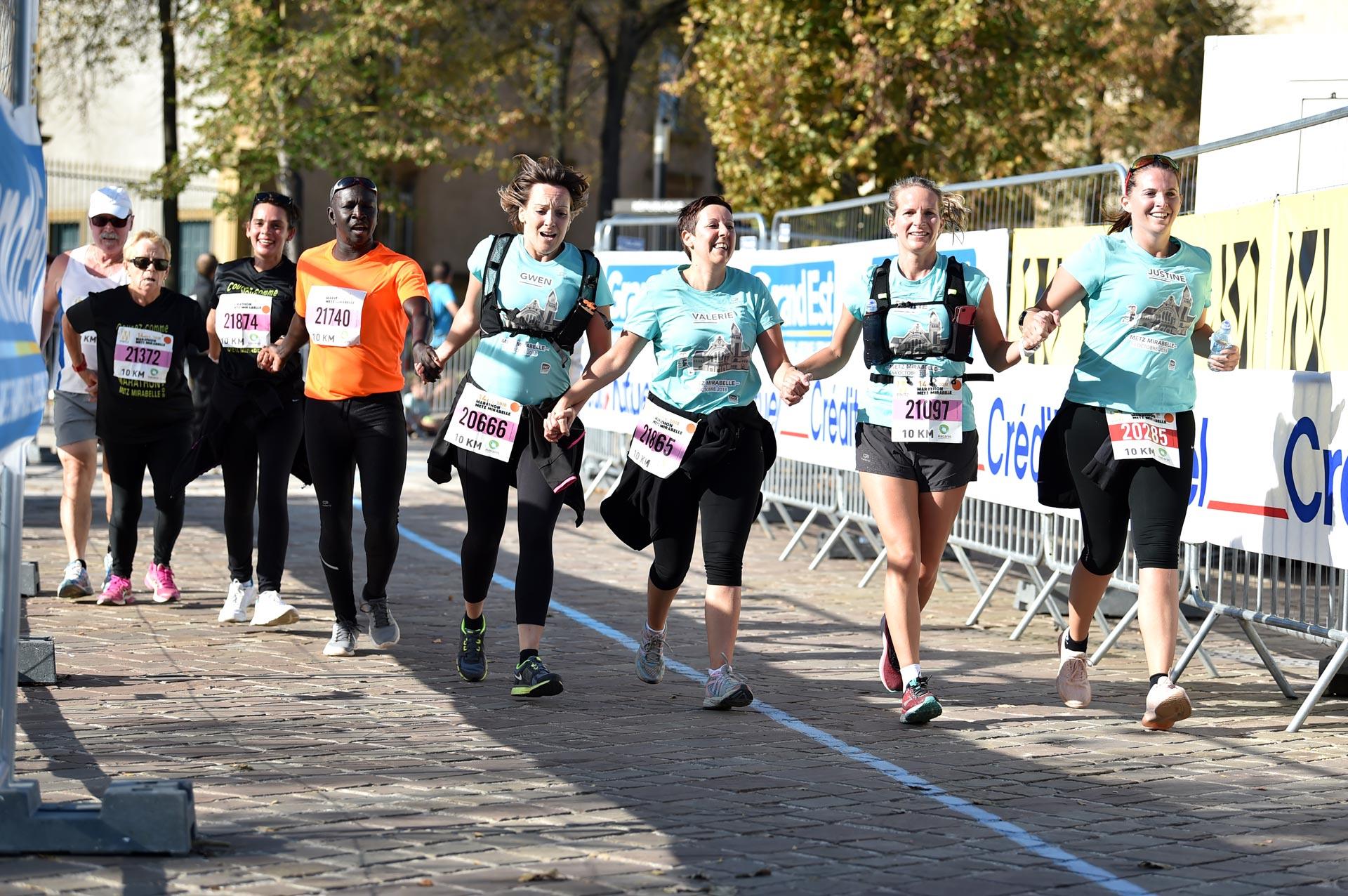 Les photos du Marathon Metz Mirabelle 2018