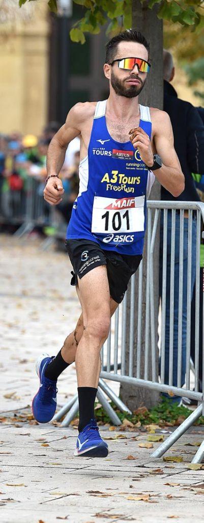 Julien Devanne Champion de France du Marathon 2019